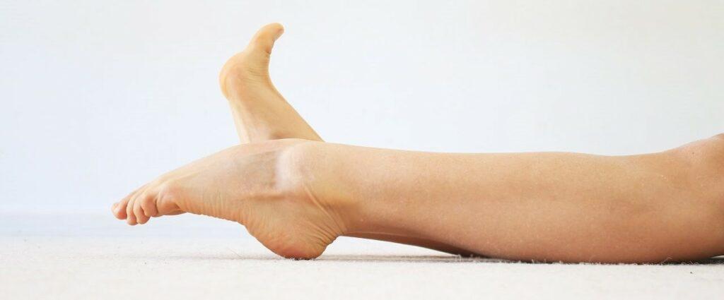 Лёгкие ноги для свежей головы